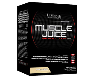 Muscle Juice Revolution 2600 для массы