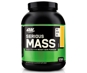 Serious Mass для веса