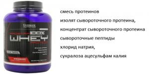 протеин для набора веса