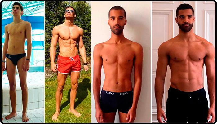 Как меняется мужчина когда набирает вес