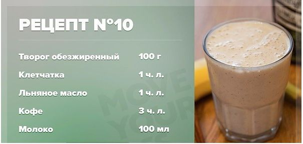 Рецепт коктейля № 10