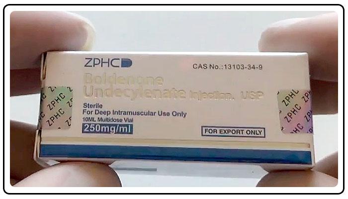 Boldenon 250 mg