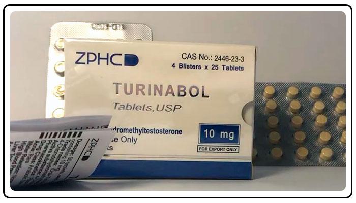 Turinabol tabletki