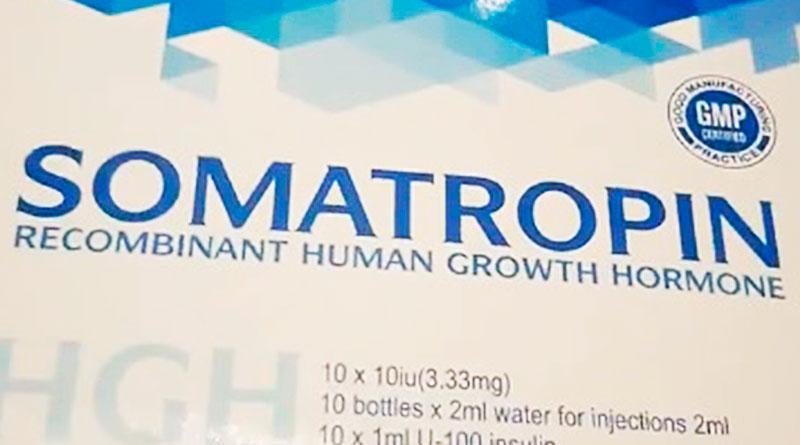 Somatotrapin