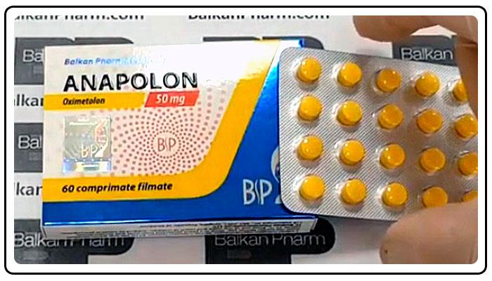Anapolon firmy balkanpharma