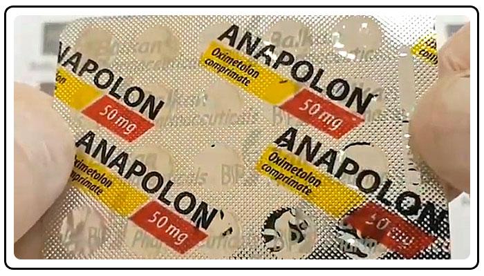 Anapolon tabletki