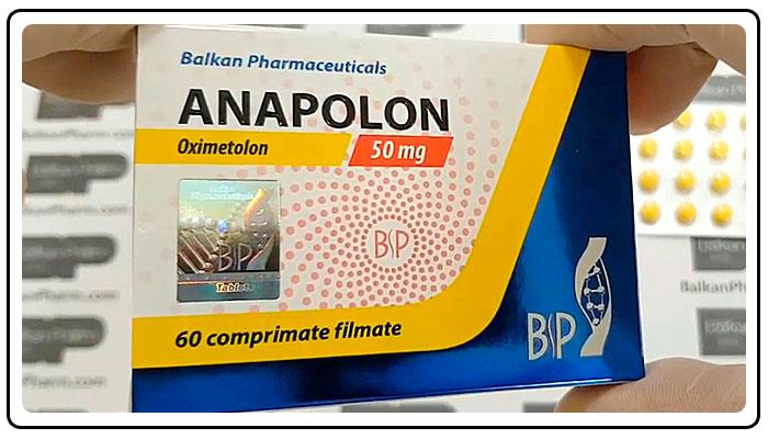 Anapolon 50 mg